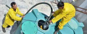 شركة تنظيف خزانات المياه بالجبيل